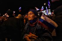 Торжественный праздник по случаю присоединения Крыма к России