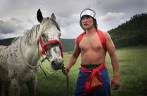 Борец Теленгит Куреш