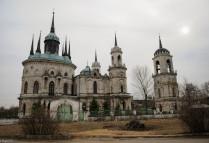 Владимирская церковь в Быково.