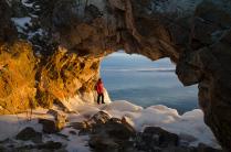 Пещерный житель