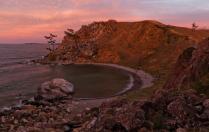 Evening Baikal