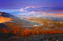 Осень в Мордоре