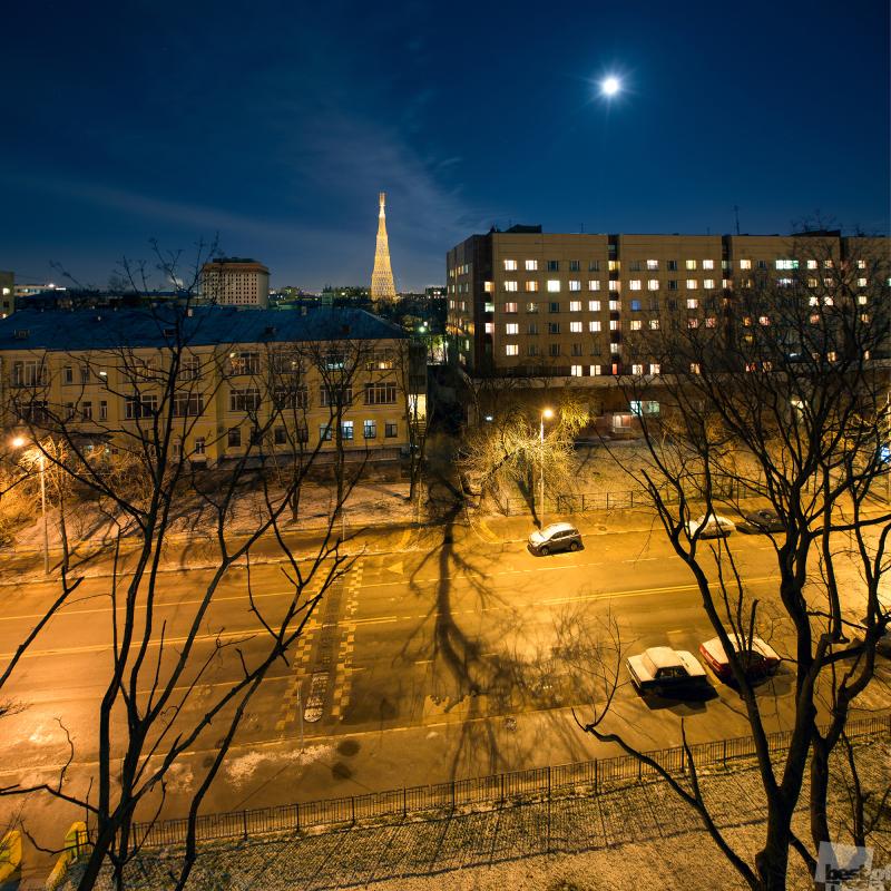 Ночь на Шаболовке