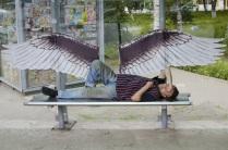 Ангел устал ...