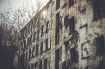 Солнце в руинах
