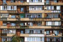 Балкончики.