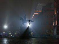 Туман в Москве 1