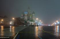 Туман в Москве 2
