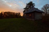 Закат на Савкиной Горке