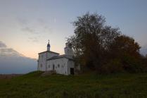 Церковь Николая Чудотворца на городище
