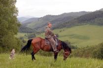 Алтайский пастух