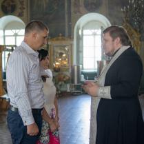 Священник Владимир