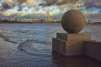 В городе наводнение