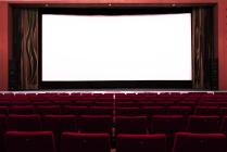 """кинотеатр """"Художественный"""" за пару недель до закрытия на реконструкцию"""