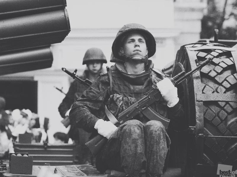 9 мая 2014 года в Севастополе