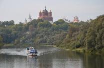 Русская земля...
