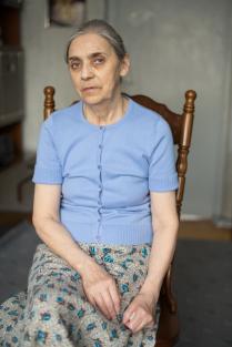Портрет любимой Бабушки
