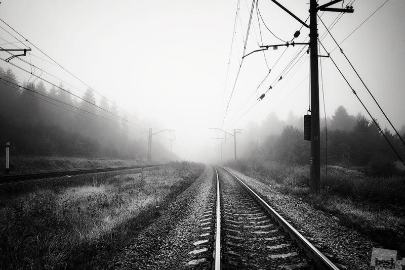 Дорога сквозь туман