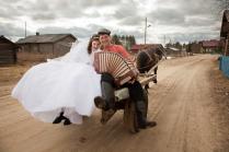 Из серии Веркольская свадьба