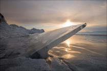 Льды озера Байкал