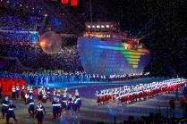 Зимние. Паралимпийские игры. Наши.