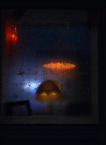 Свет и цвет в окне