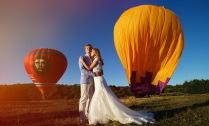 Улётная свадьба