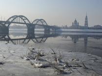 Весенний Рыбинск