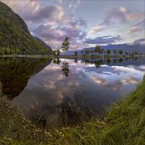На озере Телецком