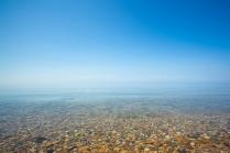 О прозрачности байкальской воды.