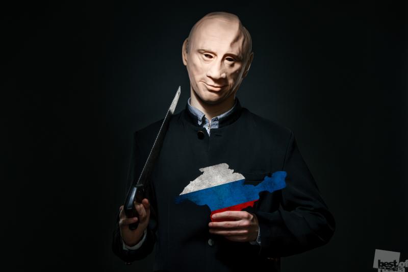 Putin and the Crimea.
