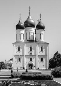 Успенский кафедральный собор. Коломна