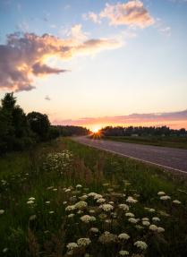 Дорога к солнцу