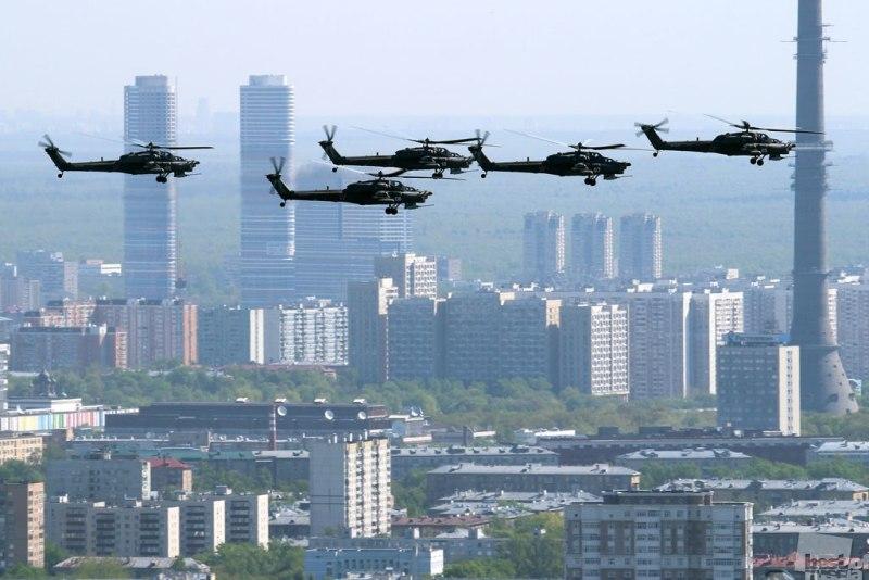 Авиация в городе