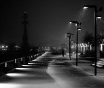 Ночная пробежка