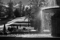 В царстве фонтанов