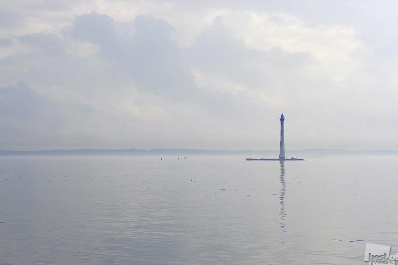 Lonely beacon.