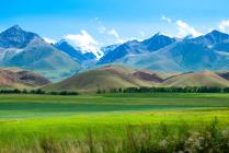Горы Тань-Шаня