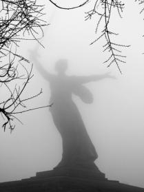 Туман на Кургане