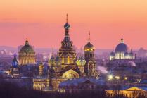 Санкт-Петербург. Три собора