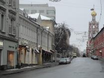 Петровка. 1 января