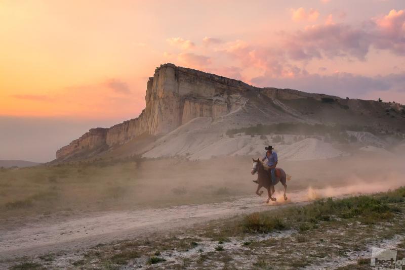 Ковбой с Белой Горы
