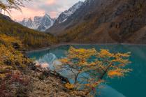 Шавлинское озеро