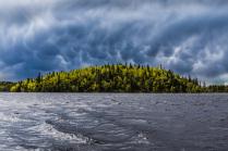 Буря на Соловках
