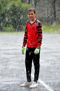 Матч состоится в любую погоду.