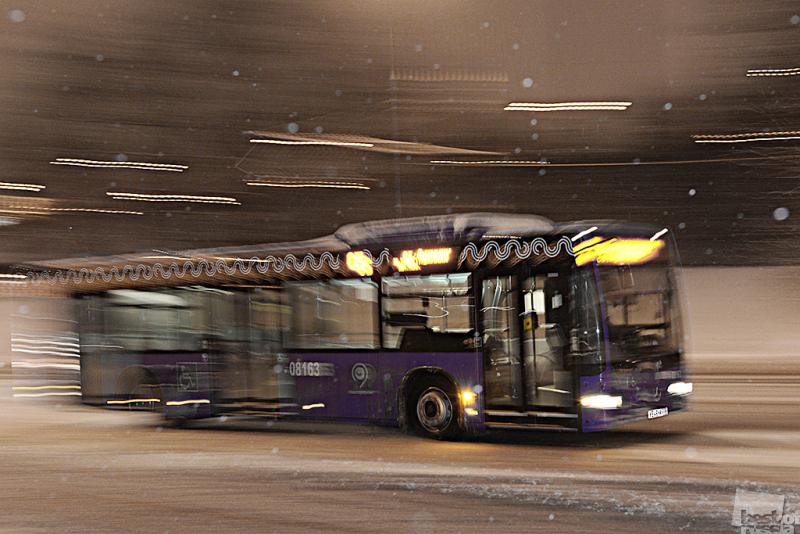 Последний автобус