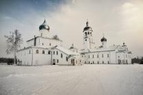 Крыпецкий Иоанно - Богословский мужской монастырь