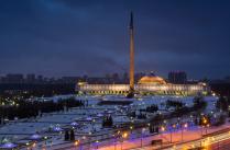Вечерний Парк Победы