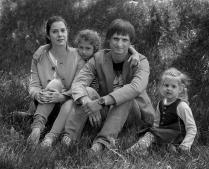 Фотография из семейного альбома.