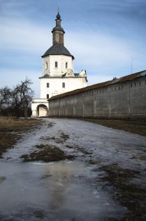 Церковь Спаса Преображения 18 век